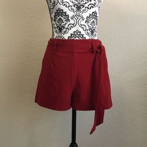 🔴SALE Forever 21 Tie Shorts